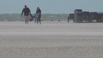 Coldest temps in 2 years invade Florida