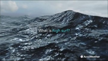 What is high surf?