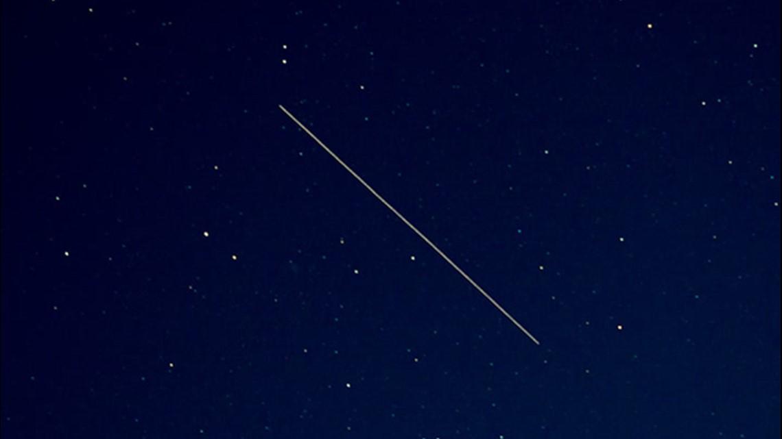 Lyrid meteor shower to peak on Earth Day