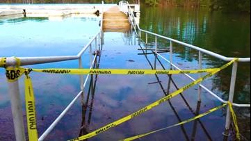 Lake Lanier nearing record high water level