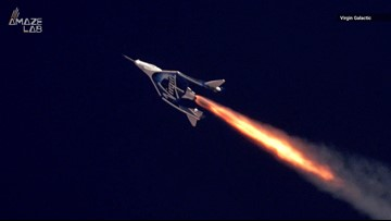Space Tourism Closer to Reality as Virgin Galactic Eyes 2020 Test Flights
