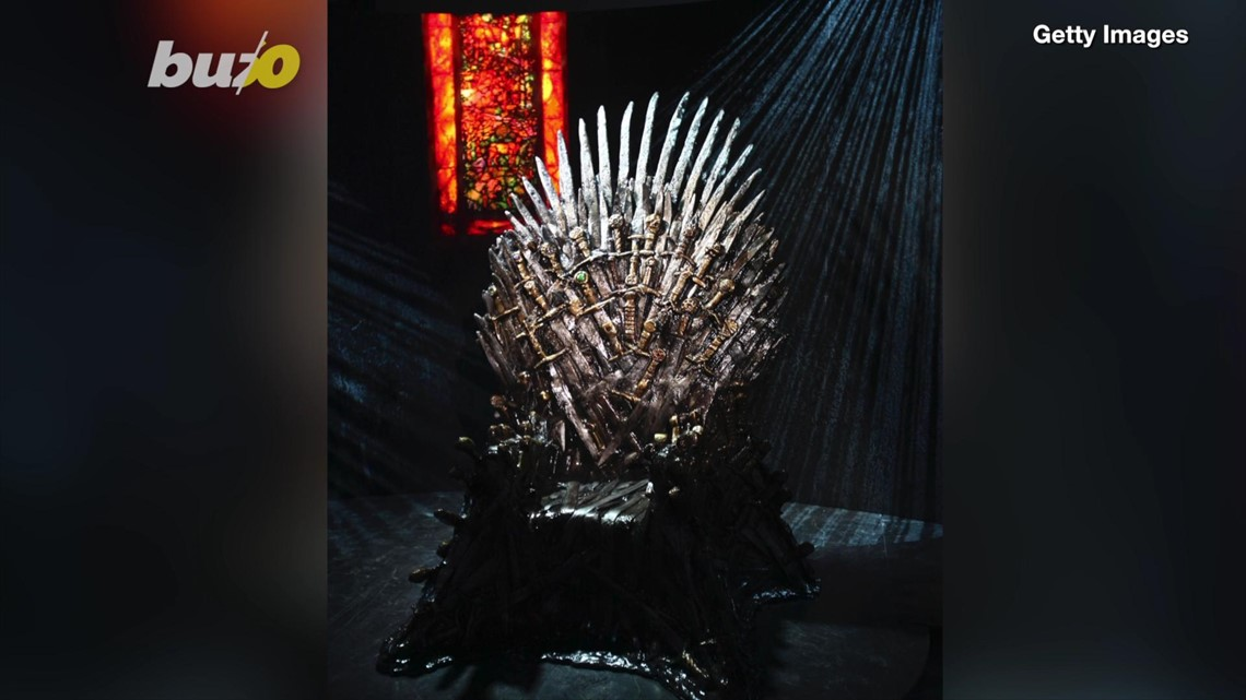 'Game of Thrones' Challenges You to Find These Actual Iron Thrones