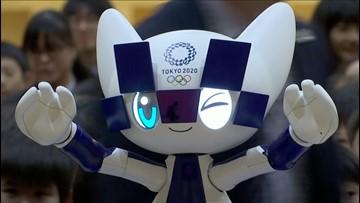 Tokyo 2020 Olympic Mascot Robots Excite Japanese Schoolchildren!