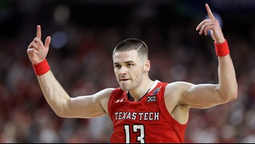 San Antonio goes red for Texas Tech ahead of NCAA championship