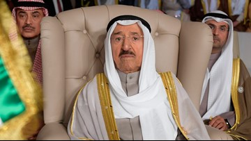 Kuwait ruler leaves US hospital after 'successful checkups'