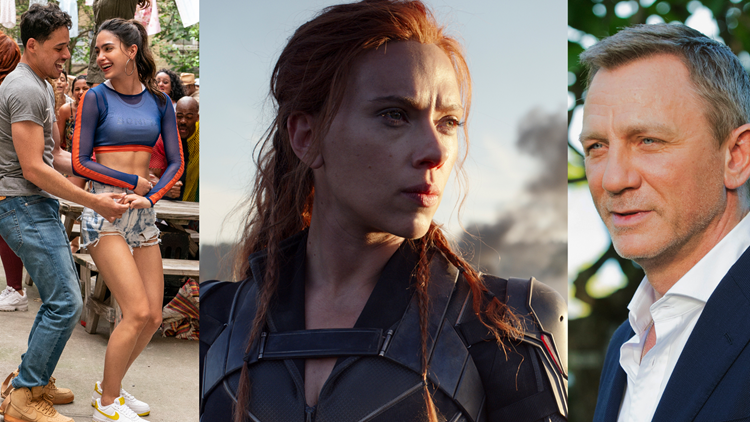 A look at the most anticipated movies bumped to 2021