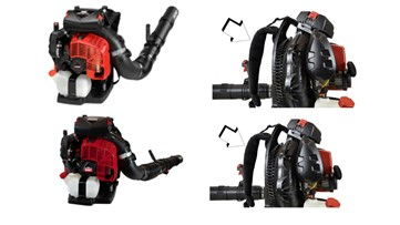 67,000 leaf blowers that can expel plastic pieces recalled