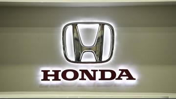 Honda recalls 1.4 million cars to replace front passenger air bag inflators from Takata