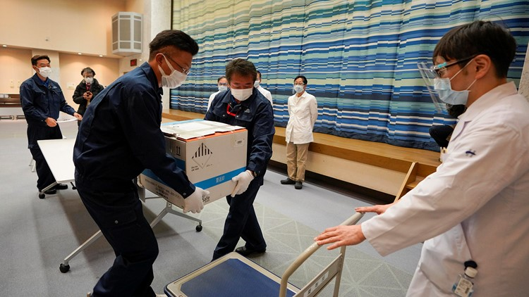 Japan's mistrust of vaccines could hurt COVID fight ahead of Olympics