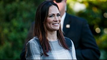 White House press secretary Stephanie Grisham leaving job without ever briefing press