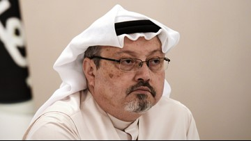 Trump: Report will confirm who caused Jamal Khashoggi's killing. CIA hasn't come to conclusion