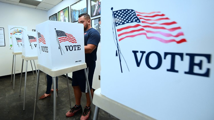 Democrats aim to make voting rights a 2020 election issue