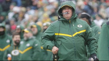 Green Bay Packers fire coach Mike McCarthy