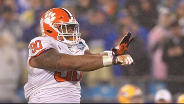 Three Clemson players fail drug test ahead of College Football Playoff