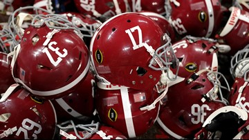 Alabama suspends three players from Orange Bowl for violating team rules