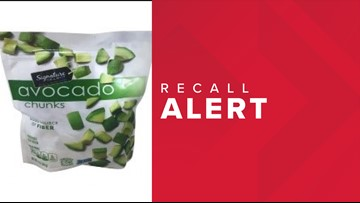Signature Select Avocado Chunks recalled for possible listeria contamination