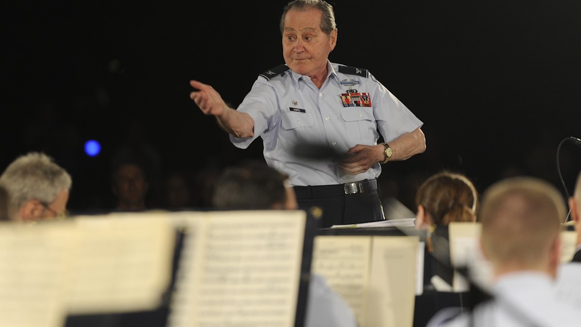 Conducting at 94 | Colonel credits music for saving his life