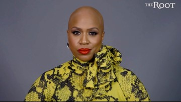 Rep. Ayanna Pressley goes public with alopecia and baldness