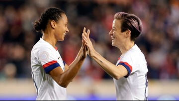 USWNT downs Panama 8-0 in Olympic qualifying tournament