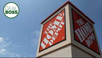 Home Depot is re-launching its Black Friday appliance sale today
