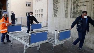 Italy battles historic virus outbreak