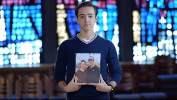 After father's suicide, singer spreads message of hope about addiction