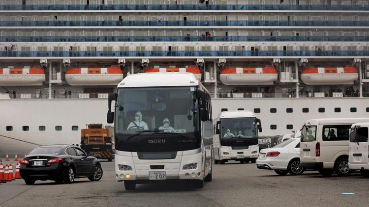 Japan China Outbreak Cruise Ship Coronavirus