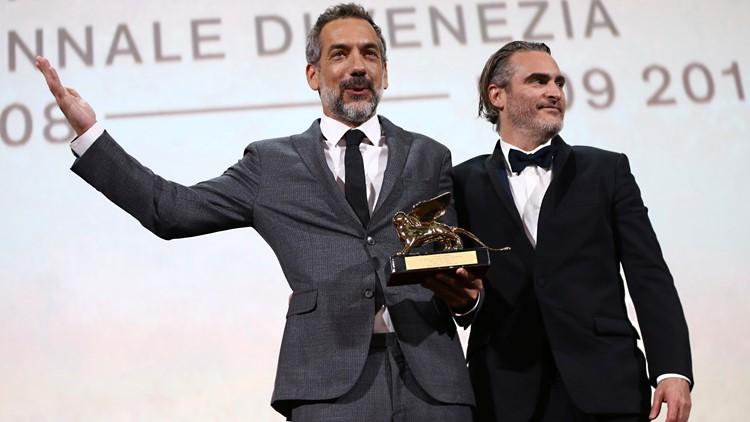 APTOPIX Italy Venice Film Festival 2019 Closing Ceremony