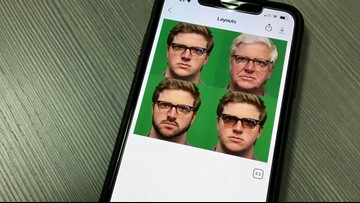 Verify: No, FaceApp doesn't send all of your photos to
