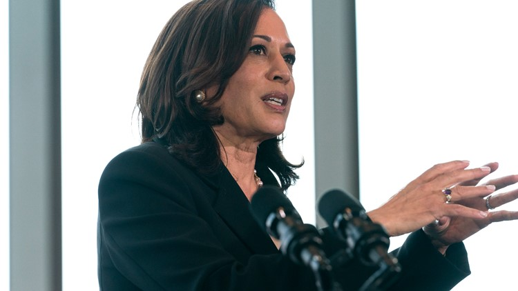 Harris to tout child care funding and payments to families