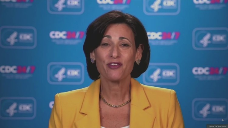 CDC Director delivers better news regarding a lessening in COVID-19 deaths