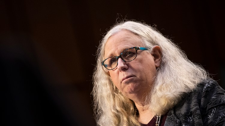 Dr. Rachel Levine becomes first openly transgender four-star official