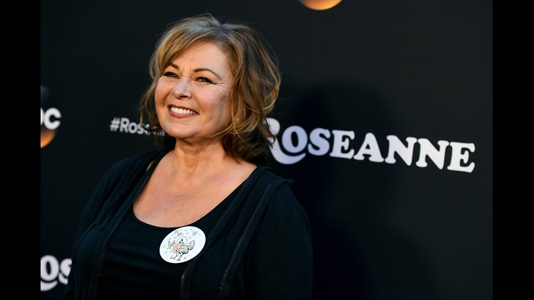 Roseanne tweets support of Trump conspiracy theory