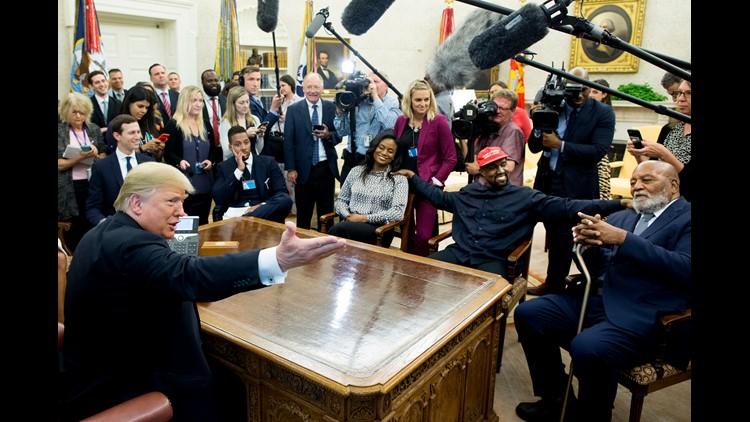 Epa Usa Trump West Oval Office Pol Government Usa Dc