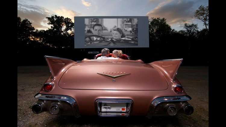 Drive In Movie Theaters In Almost Every State Kens5 Com