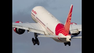 Air India pilot grounded after failing two breathalyzer tests before flight