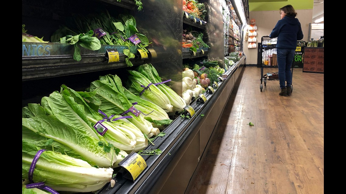 Farm Linked To Romaine E Coli Outbreak Recalls Red Green