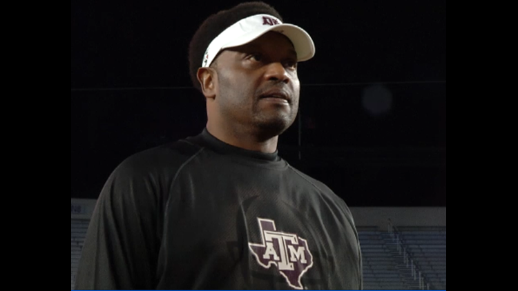 From our sources here at KAGS, Coach Kevin Sumlin will officially be the University of Arizona's head coach.