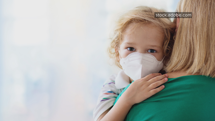 You're vaccinated, but your kids are not. What can you do?