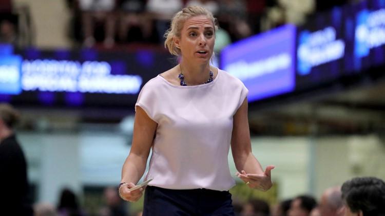 Former Atlanta Dream head coach Nicki Collen named next Lady Bears head basketball coach