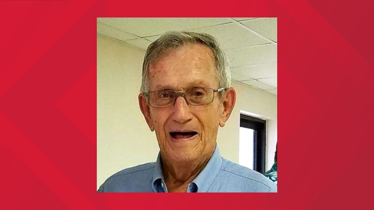 Sheriff S Office Searching For 88 Year Old Man With
