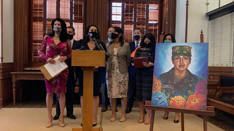 'The military failed Vanessa Guillen'   Texas lawmakers target sexual assault, sexual harassment reform in military