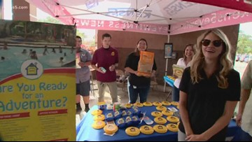Million Summer Meals drive on the NW side
