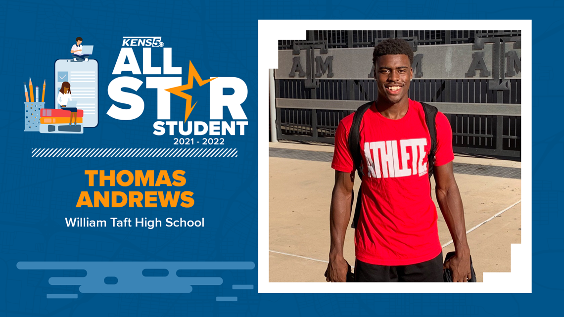 All-Star Student is a vibrant force on the field and in the classroom