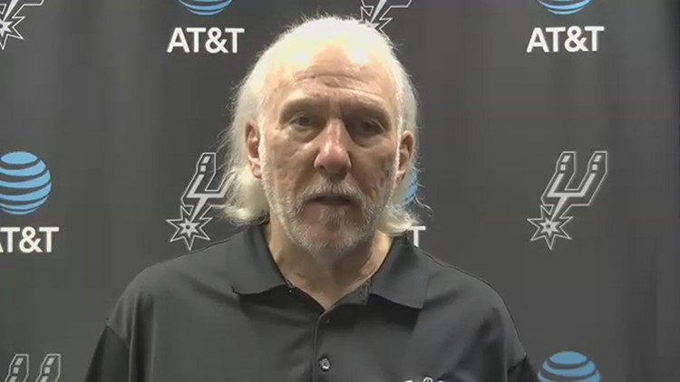 Coach Popovich explains how the Heat beat his Spurs with their press