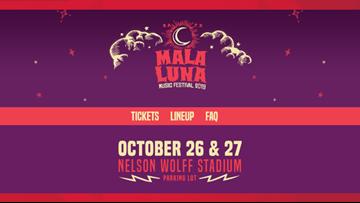 4th annual Mala Luna Music Festival