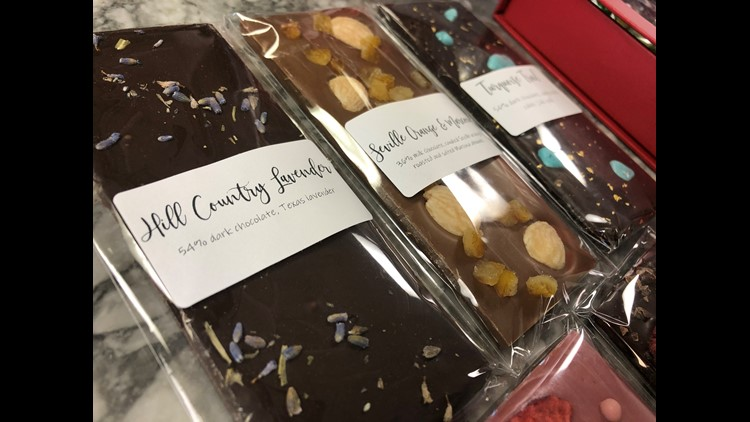 Charity Teague Confections