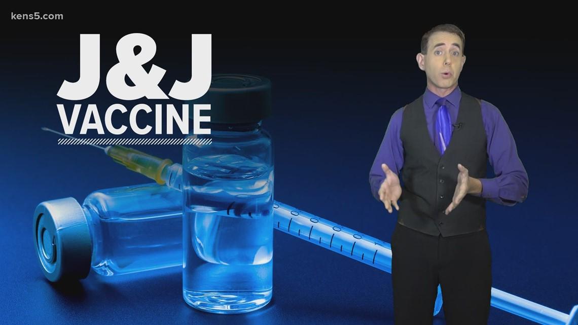 Texas pauses distribution of Johnson & Johnson COVID-19 vaccine