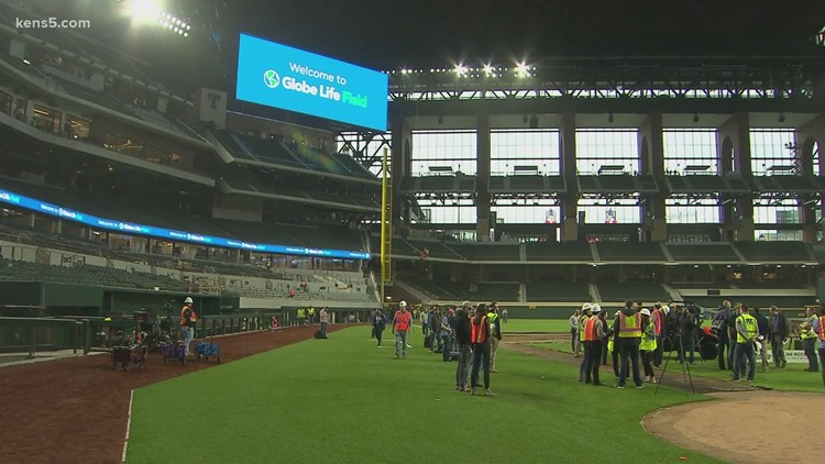 Texas Rangers to welcome back fans at 100% capacity when MLB season begins