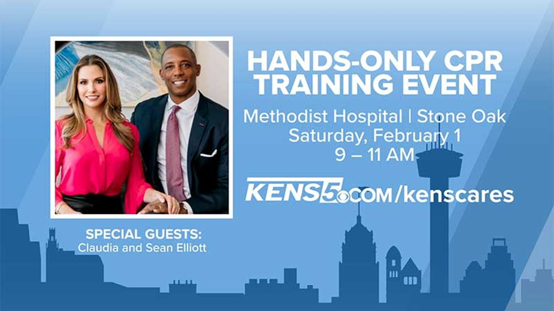 KENS CARES: Learn hands-only CPR and save lives